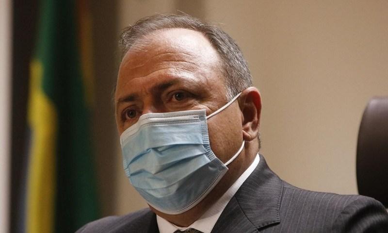 Vacinação com a Coronavac começa hoje nos estados, diz Pazuello