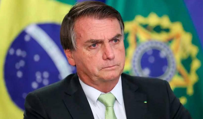 """Bolsonaro chama nota do STF de """"fake news"""" e diz que Corte """"cometeu crime"""""""
