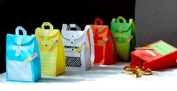 thiết kế túi giấy đẹp
