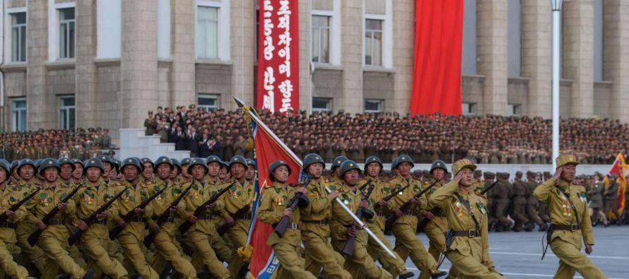 """Bắc Hàn thành lập các toán quân cảm tử đeo 'túi hạt nhân"""""""