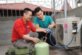 đổ gas sửa điều hòa tại Vinh