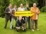 Auf den Spuren der Rosenheim Cops