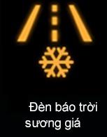 Đèn cảnh báo trời sương giá