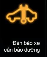 Đèn báo xe cần bảo dưỡng