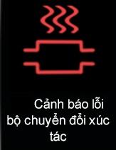 Đèn cảnh báo lỗi bộ chuyển đổi xúc tác