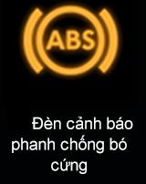 Đèn cảnh báo hệ thống chống bó cứng phanh (ABS)