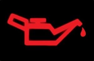 Cảnh báo áp suất dầu bôi trơn