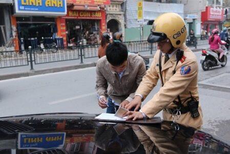 Mức phạt xe ôtô hết hạn bảo hiểm