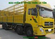 Bảo hiểm xe ô tô tải trên 15 tấn