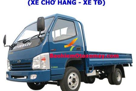 Bảo hiểm xe bốn bánh gắn động cơ chở hàng (xe TĐ)