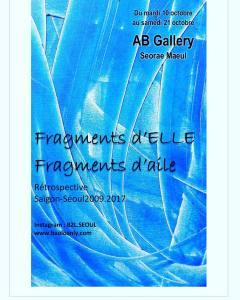 Fragments d'Elle, fragments d'aile