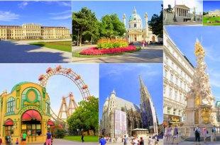 【奧地利】漫步在藝術與音樂之都的維也納Vienna(Wien)♥華航A350直飛歐洲不中停
