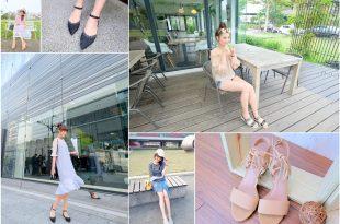 【美鞋】穿上舒適時尚美鞋讓自己與眾不同♥款式多樣、百搭好穿的LisaVicky春夏鞋