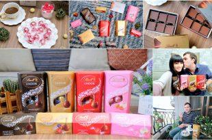 【美食】瑞士蓮冬春季限定Lindor軟心巧克力♥聖誕節交換禮物送禮好選擇