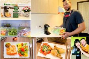 【家電】我們家的食材保鮮、分裝好幫手♥用美國FoodSaver輕巧型真空密鮮器FM1200打造美味的夏日便當