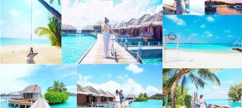 【馬爾地夫】在最浪漫的度假天堂Babymoon♥絕美的夢幻島嶼-艾亞達島Ayada Maldives