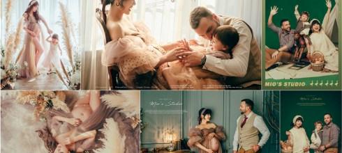 【孕】二寶的28w孕婦寫真記錄♥Mio's Studio最推薦的女攝影師團隊