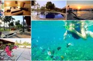 【巴里島Bali】峇里島浪漫之旅DAY 3♥LOVINA挪威娜出海追海豚+珊瑚花園浮潛+Sunari Lovina渡假村