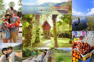 【巴里島Bali】峇里島浪漫之旅DAY 2♥大象野生動物園+遠眺金塔馬尼火山+火山湖單車遊+火山溫泉+LOVINA