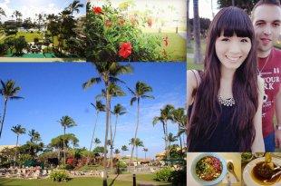 【夏威夷Hawaii】可愛島day1♥Hamura Saimin平民小吃+Hukilau Lanai野火晚餐+Kauai Beach Resort飯店
