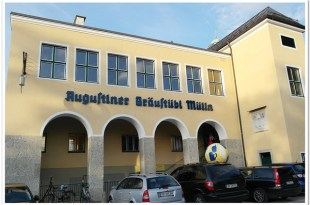 【愛戀奧地利】薩爾茲堡最有名的啤酒花園♥Salzburg