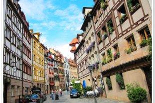 【愛戀在德國】帶你遊遍童話故事般的紐倫堡♥Nürnberg