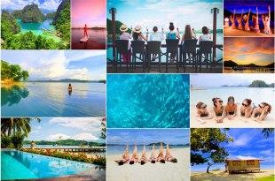 【菲律賓】令人陶醉的純淨天堂島嶼-科隆島Coron♥出海跳島,沈船浮潛,一島一飯店7天6夜行程總攬