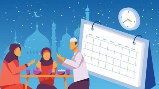 Jadwal Imsak Ramadhan 2020
