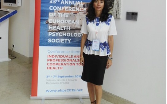 Председателката на БАПО представи психологичните проблеми при пациенти след костно-мозъчна трансплантация