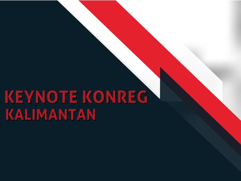 Keynote konreg