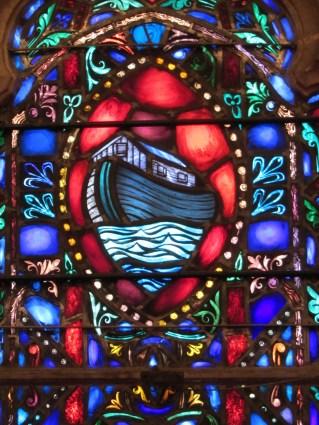 The Deluge, Noah's Ark