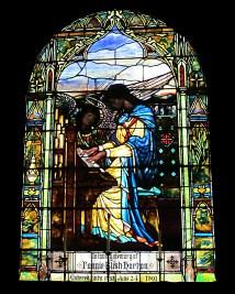 St Cecilla Window (1902)