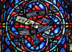 Praise God to Whom all Praise is Due