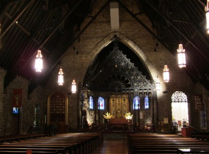 Grace and Holy Trinity Nave