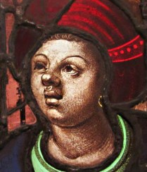 Detail from The Adoration of the Magi (ca.1460-1480) France