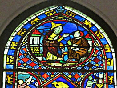 St. Catherine of Alexandria and Hermit