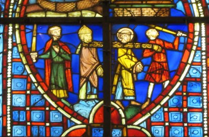 Scenes from the legend of St V of S French