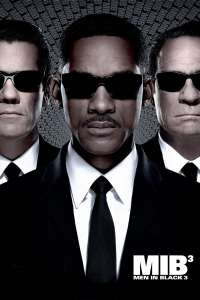 "Poster for the movie ""Men in Black 3"""
