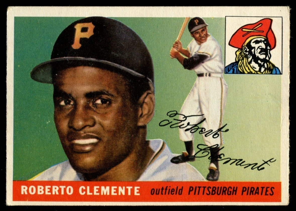 Roberto Clemente Collection