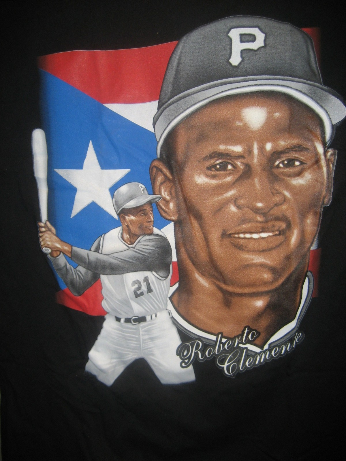 Roberto Clemente The Pride Of Puerto Rico