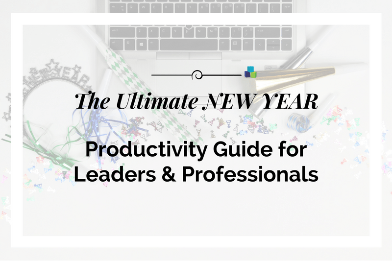 he Ultimate New Year Productivity Guide for Leaders and Professionals | BA PRO