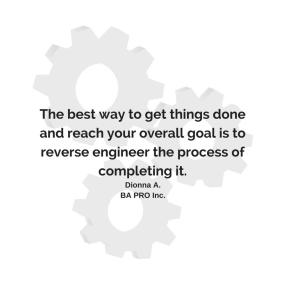 Macro Goals   BA PRO, Inc.