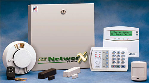 Residential Intrusion Detection Networx Bap Security