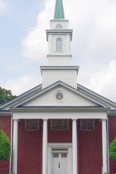 Travelers Rest First Baptist Church today