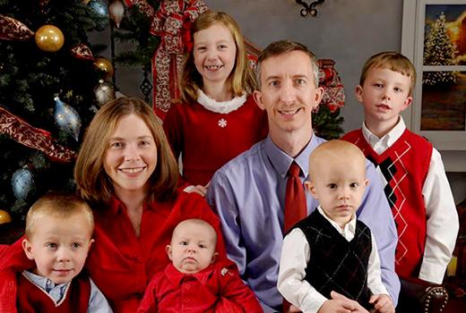 Bobby James family