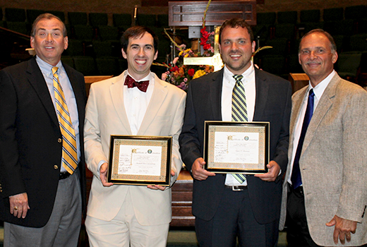 Spring Valley ordains two