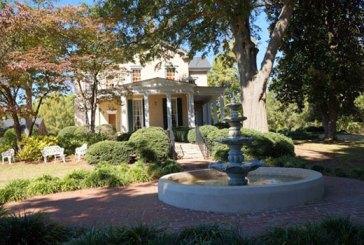 The Villa, circa 1859, at Martha Franks Baptist Retirement Center.