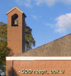 kerktoren Baptisten Gemeente Stadskanaal Noord
