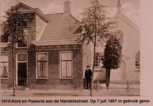 pastorie 7 juli 1876, Stadskanaal