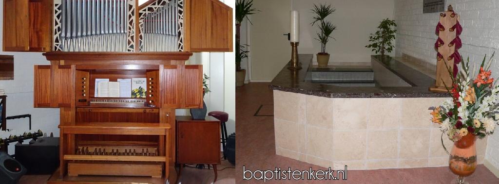 doopvont BAPTISTEN